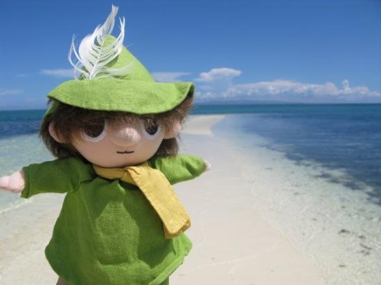 เกาะปังเลา , ฟิลิปปินส์: Virgin Island