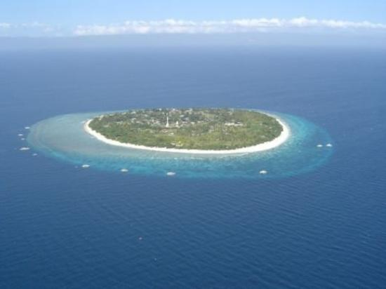 Panglao Island, Philippines: Balicagsac Island