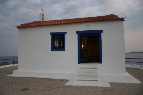 Porto Heli, Grecia: Ag. Emilianos