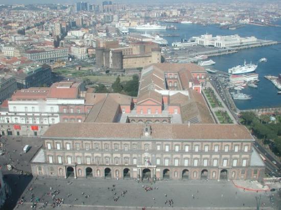 Palazzo Reale di Napoli : Palazzo Reale
