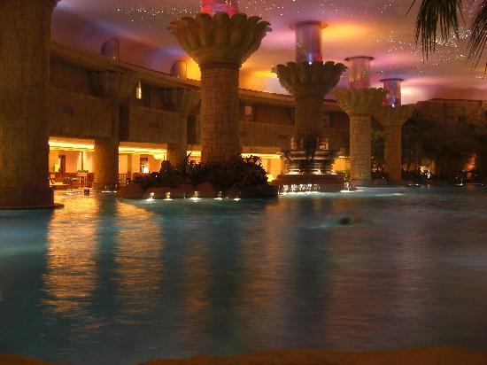 Mum in the hotels swimming pool beijing china picture of grand hyatt beijing beijing for Grand hyatt beijing swimming pool