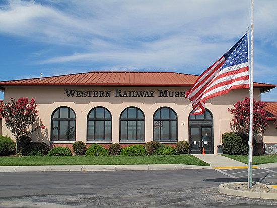 Western Railway Museum 5848 State Highway 12 Suisun City