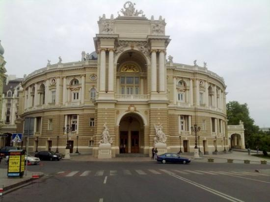 Odessa National Academic Opera and Ballet Theater: Opera Theater