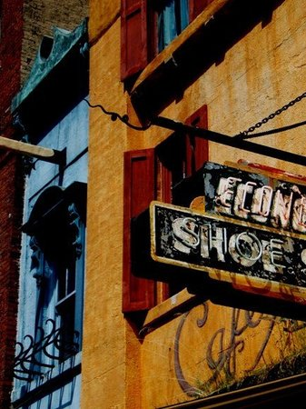 Economy Shoe Shop Cafe & Bar