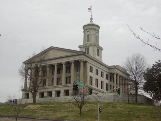 Tennessee State Capitol: Tennessee State Capital Building