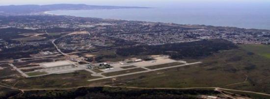 ที่จอดเรือ, แคลิฟอร์เนีย: Fritchze Army Airfield Fort Ord (Marinia) CA