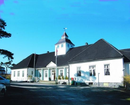Langesund Bad: Societeten