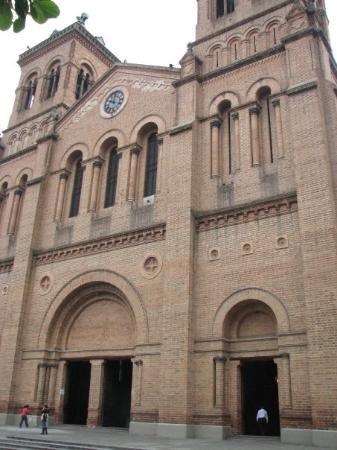 Metropolitan Cathedral Basilica: Catedral Basílica Metropolitana de la Inmaculada Concepción de la Bienaventurada Virgen María
