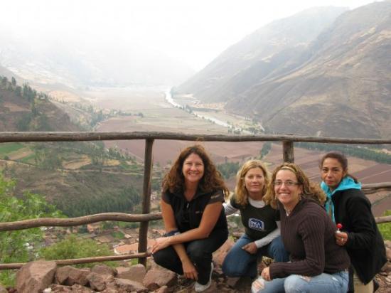 อูรูบัมบา, เปรู: Valle Sagrado, Peru Ali, Julie, Aida, Osi