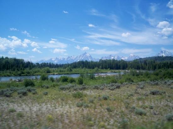 Grand Teton National Park ภาพถ่าย