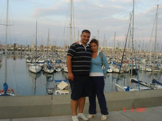 Port Vell: The boats in Barcelona