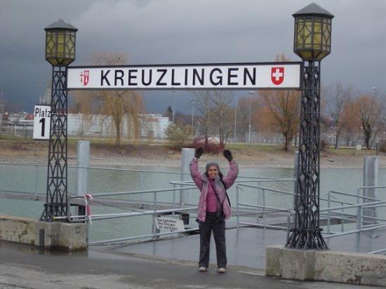 Kreuzlingen, สวิตเซอร์แลนด์: Over there in Swisse...