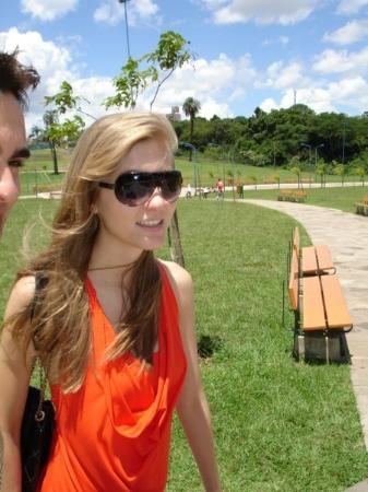 ปอร์ตูอาเลเกร: Germania Park, I like this place (: [POA - Brazil]