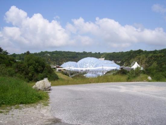 Eden Project ภาพถ่าย
