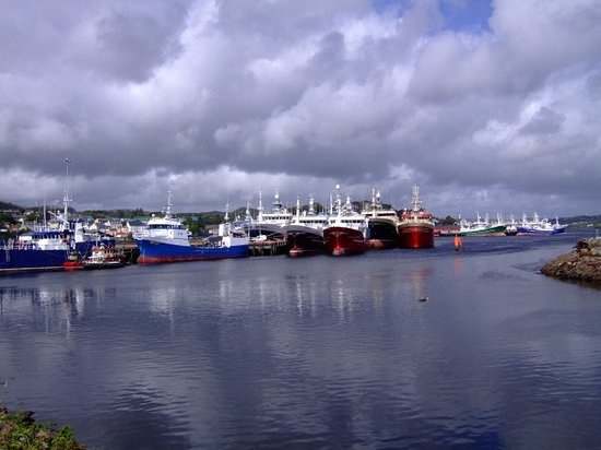 Киллибегс, Ирландия: Killybegs