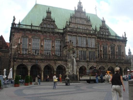 Bremen Town Hall (Rathaus) ภาพถ่าย