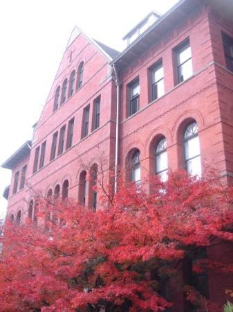 University of Washington: Seattle 2007