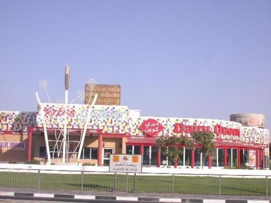 Ramada Hotel Doha Restaurants