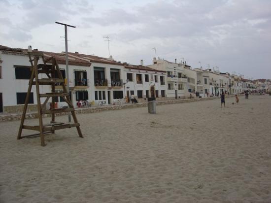 Altafulla beach