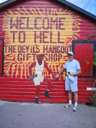 Cayman in a Nutshell: Brian went to Hell and back.