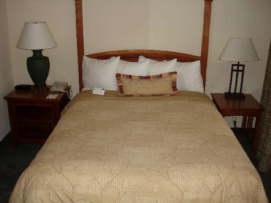 Staybridge Suites Raleigh-Durham Apt-Morrisville: Aug 2009 - Bed
