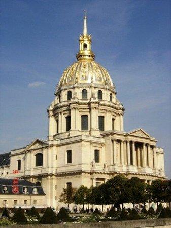 Army Museum Hôtel Des Invalides París Francia