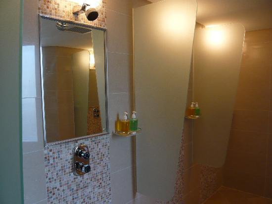 Lotte City Hotel Mapo: と、シャワー