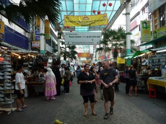 Chinatown - Kuala Lumpur ภาพถ่าย