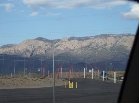 อัลเบอร์เคอร์กี, นิวเม็กซิโก: The only mountain there haha