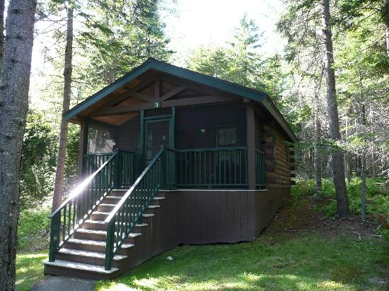 Point Lookout Resort: One bedroom cabin