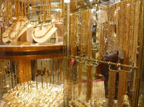 Gold Souk: ゴージャスなアクセサリー