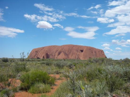 Uluru ภาพถ่าย