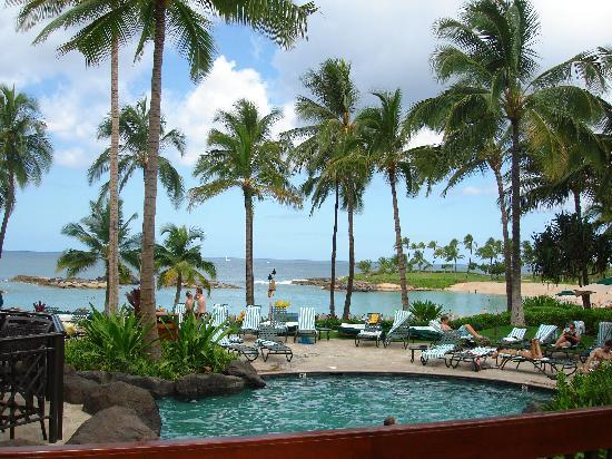 Marriott Ko Olina Beach Club: One of the pools
