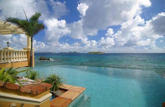 ครูซเบย์, เซนต์จอห์น: Villa Ocean View