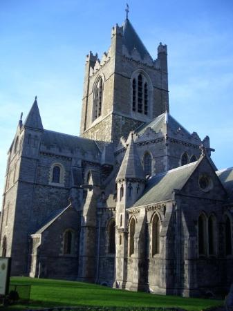 Christ Church Cathedral: Catedral de Dublín (Nov'05)