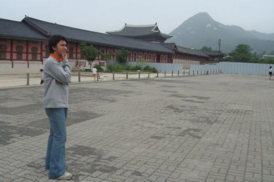 พระราชวังคย็องบก: Gyeongbukgu Palace,SK