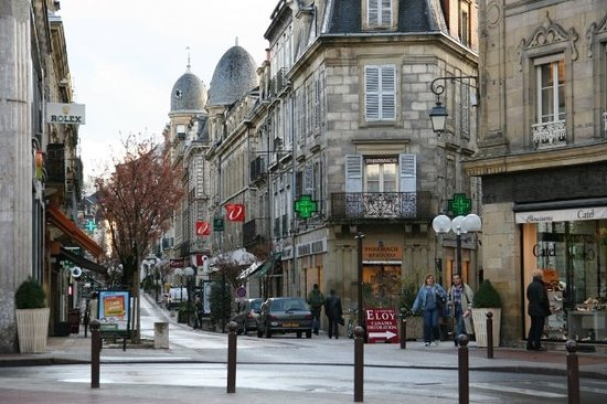 Brive-la-Gaillarde, França: The very centre of Brive