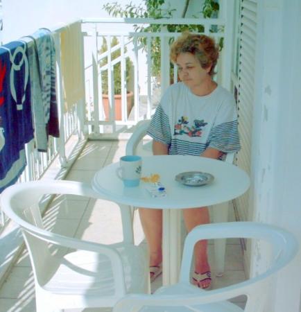 Limenaria, กรีซ: gde je moja kafa / tasos 07