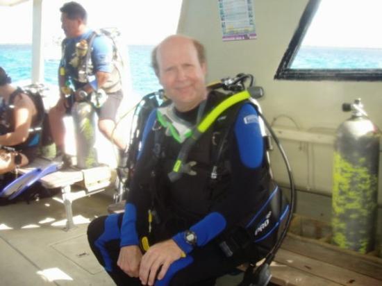 Aqua Safari Dive Shop: Ready to go