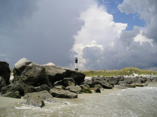 Tybee Island Lighthouse Museum: Tybee Lighthouse, GA