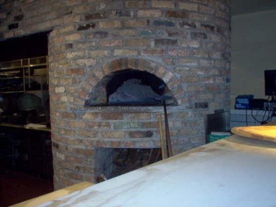 Cafe Ragazzi: El horno a leña, un espectaculo
