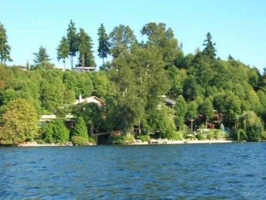 Bill Gates House Picture Of Seattle Washington Tripadvisor
