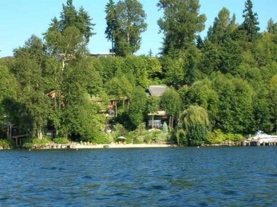 Bill Gates House Bild Von Seattle Washington Tripadvisor