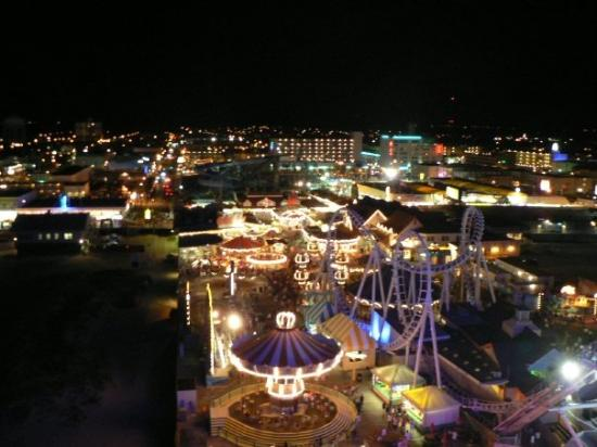 Wildwood Boardwalk Bild