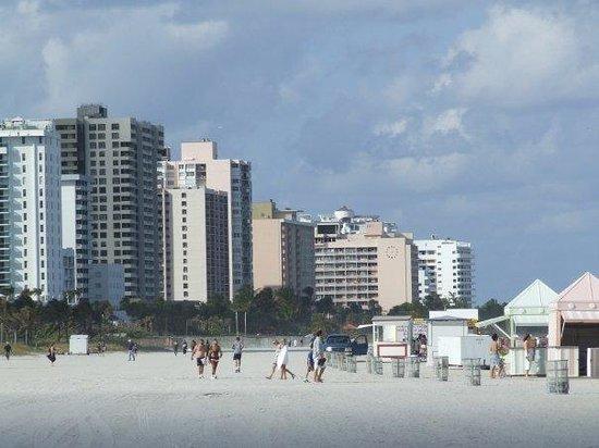 South Beach: Miami, Floride, États-Unis