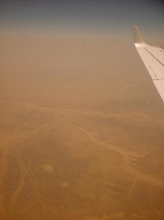 The Algerian Sahara