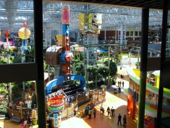 The Mall of America™ Entertainment Pass is a combination ticket for both Nickelodeon Universe and SEA LIFE Minnesota Aquarium. Enjoy these two great attractions for only $+tax! Mall of America™ Entertainment Pass includes: Unlimited Ride Wristband to Nickelodeon Universe.