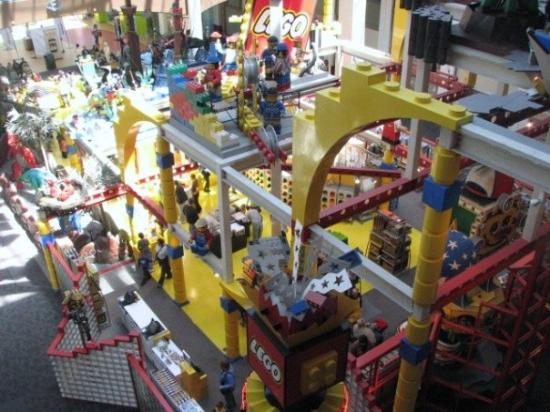 Bloomington, MN: LegoLand