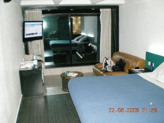 Hotel Lagon II: chambre