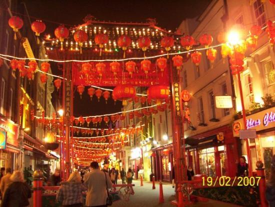 London Chinatown Restaurant Review